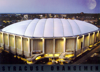 Carrier Dome Syracuse NY