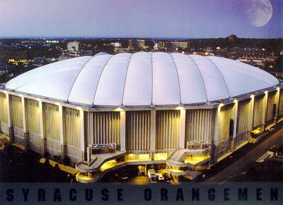 Carrier Dome Syracuse NY