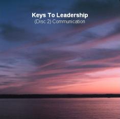 Keys To Leadership