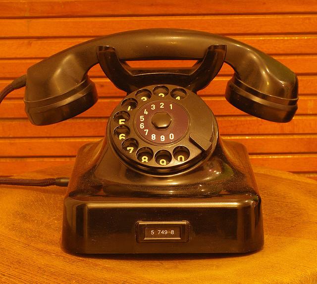 telephone marketing