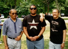 Dad Me Uncle Morris