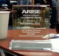 Arise award