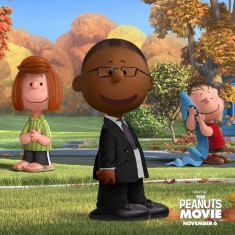me as Peanuts character