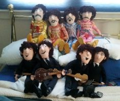 Beatles old and new