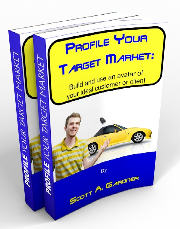 Profile Your Target Market book