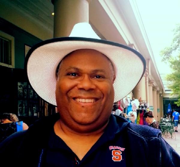 My blogging hat