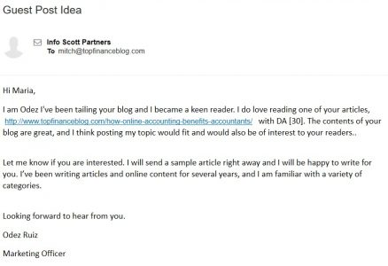bad grammar in marketing letters